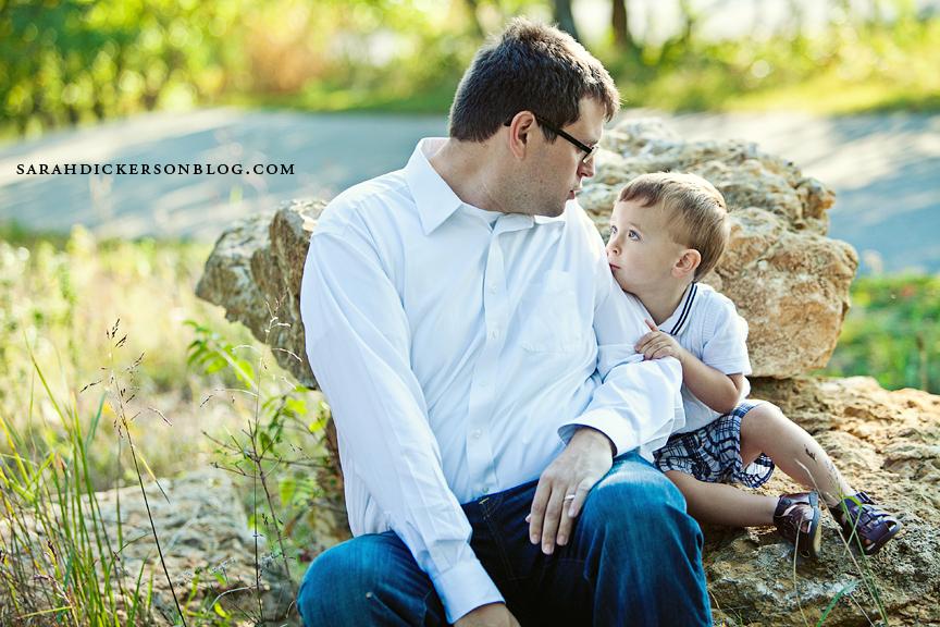 Shawnee MIssion Park Kansas family photographs