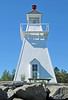 DGJ_4266 - Spencer's Island Lighthouse (archer10 (Dennis) 125M Views) Tags: lighthouse canada nikon novascotia free bayoffundy dennis jarvis d300 iamcanadian 18200vr spencersisland freepicture 70300mmvr dennisjarvis archer10 dennisgjarvis wbnawcnns gooscaptrail