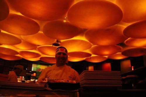 Sushi Chef at Sushi Samba - South Beach, FL