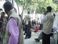 Somalia Mobile Clinic 2011 (Human Appeal International) Tags: drought somalia famine hornofafrica eastafricaappeal eastafricacrisis mobilemedicalcamp