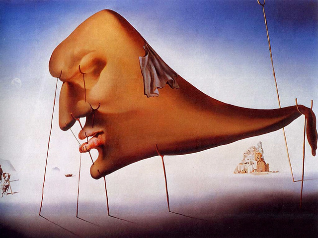 DALÍ (1937) Sleep