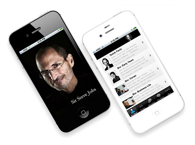 Sir Steve Jobs Free iPhone App