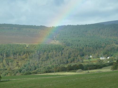 Rainbow, Speyside