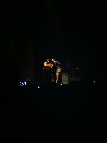 The Avett Brothers!