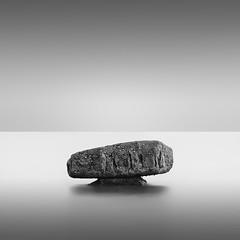 H I G H & D R Y (Weeman76) Tags: uk longexposure sea bw seascape monochrome rock mono nikon minimal le dorset southcoast minimalist kimmeridge d90 nd110 paulwheeler niksoft sigma70200mmf28exapodgmacrohsmii silverefexpro2 paulsimonwheeler