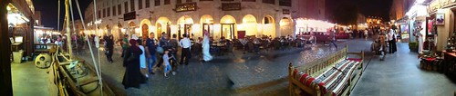 Evening in Souk Waqif