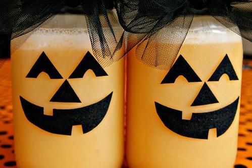 Pumpkin Mason Jar 11