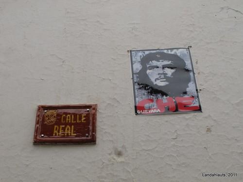 Guevara y la monarquía