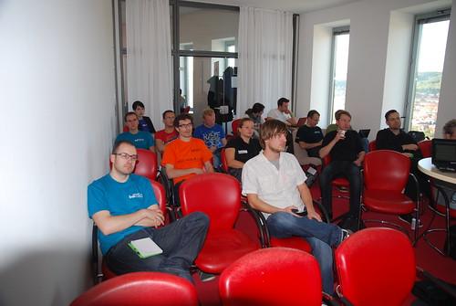 Barcamp Mitteldeutschland 2011