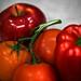 Apple Tomato Bell Pepper [282/365]