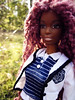 233 (Alrunia) Tags: dreadlocks toy doll nikki ooak barbie yarn christie asha dreads fashiondoll mattel aa shani reroot caligirl restyle 16thscale playscale