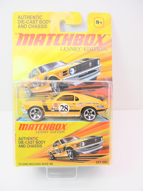 matchbox lesney '70 ford mustang boss 302 (1)