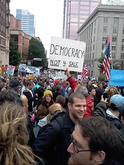 Occupy Portland March