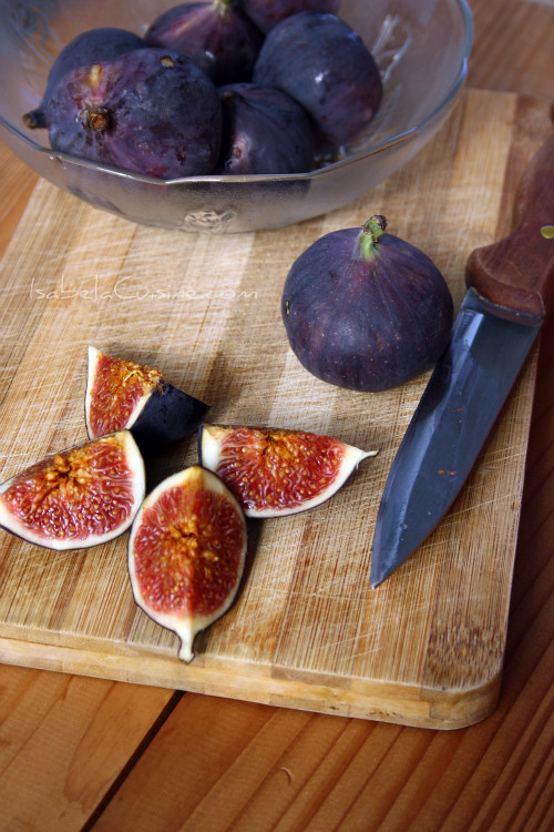 Tartelette with figs