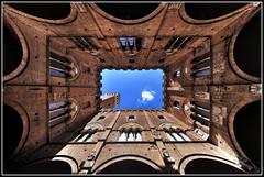 ...Siena in 8 mm.... (zio paperino) Tags: italy building tower architecture nikon europa europe italia torre medieval tuscany siena toscana 8mm mangia d90 windowa ziopaperino mygearandme mygearandmepremium mygearandmebronze mygearandmesilver mygearandmegold mygearandmeplatinum musictomyeyeslevel1