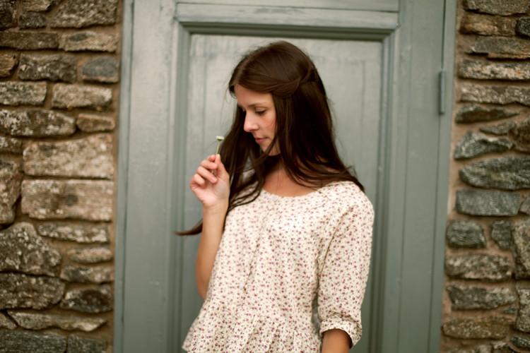 Nora blouse A/W 11