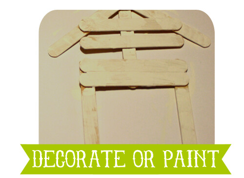 decorate or paint