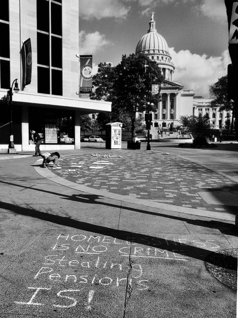 Occupy Madison, Day 8