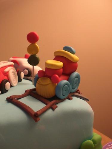 Taşıtlar Pasta by Demetin spatulasi
