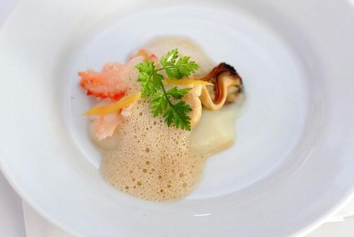 Restaurant La Citronelle Rue Fleury