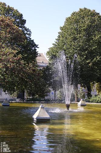 Fonte Decorativa, Príncipe Real, Lisboa by Luís Miguel Inês | Fotografia