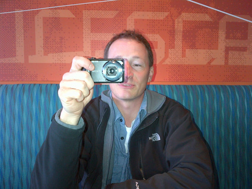 Josh -- the tourist.
