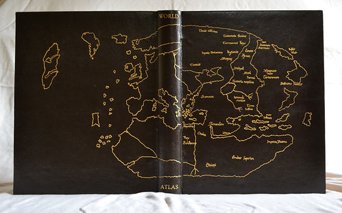 bookbinder World Atlas