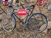Bicycle Alert Bicycle (imagetaker!) Tags: rides recycle 自行车 cycles 自行車 oldbikes pedalpower bombalert pushbikes classicbikes twowheelers oldcycles peterbarker ponderosapark onyerbike classicbicycles transportimages 週期 imagetaker1 petebarker imagetaker classiccycles 循环 bicycleimages carfotos pushcycles imagesofbicycles bicyclealert bicyclephotosbicycles bicyclesforpeople picturesofbicyclesphotosofbicycles wf160pn 兩個輪子 推自行車