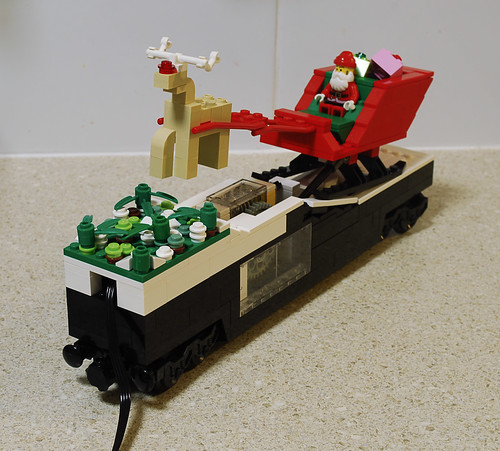 My Christmas Train! 6268247451_996e6eeb57