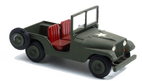 Tekno Jeep US Army