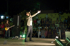 Roxen (Jahandad) Tags: concert annie mcs islamabad roxen shakarparian openairtheatre