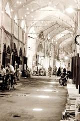 82 (Maryam J S) Tags: blackwhite bazaar lightening     qeysariebazaar