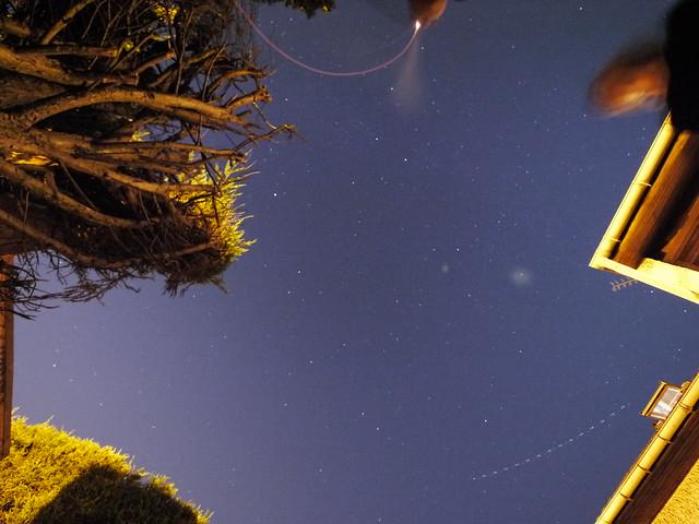 Ciel étoilé et light-painting 6270396806_7dbbe38214_z