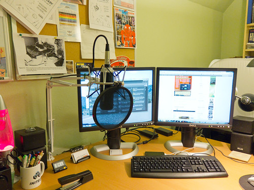 New Podcasting Setup