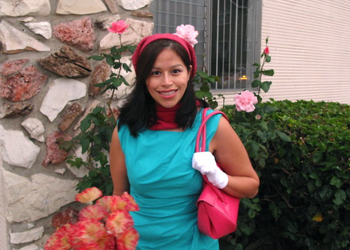 La Dama (from Lotería) Costume