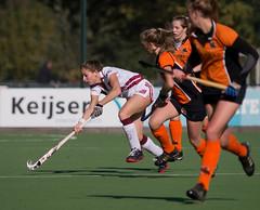 PA230201 (roel.ubels) Tags: hockey amsterdam eindhoven zwart oranje fieldhockey hoofdklasse