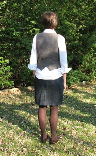 Simplicity 2556 Vest