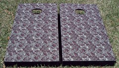 Camouflage Cornhole Boards V2