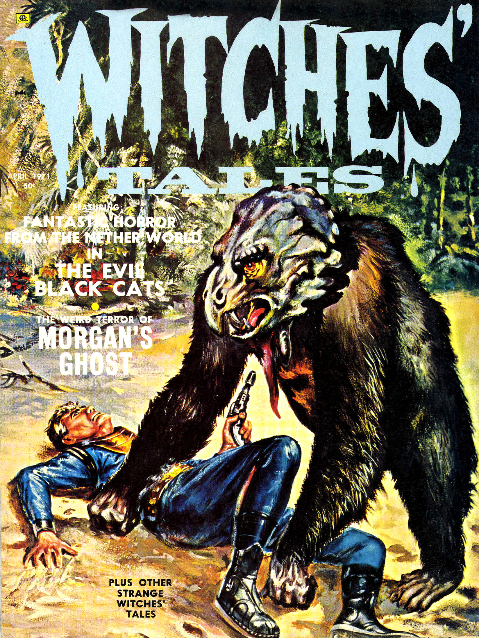Witches' Tales Vol. 3 #2 (Eerie Publications 1971)