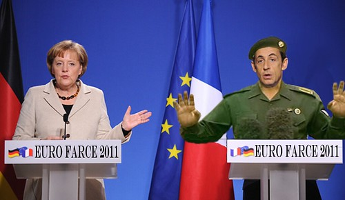 EURO FARCE 2011 by Colonel Flick