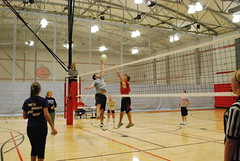 Intramural Volleyball | Fall 2011