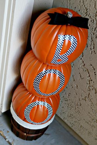 Boo Pumpkins 11