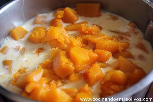 Pudin de Calabaza. www.cocinandoentreolivos (8)