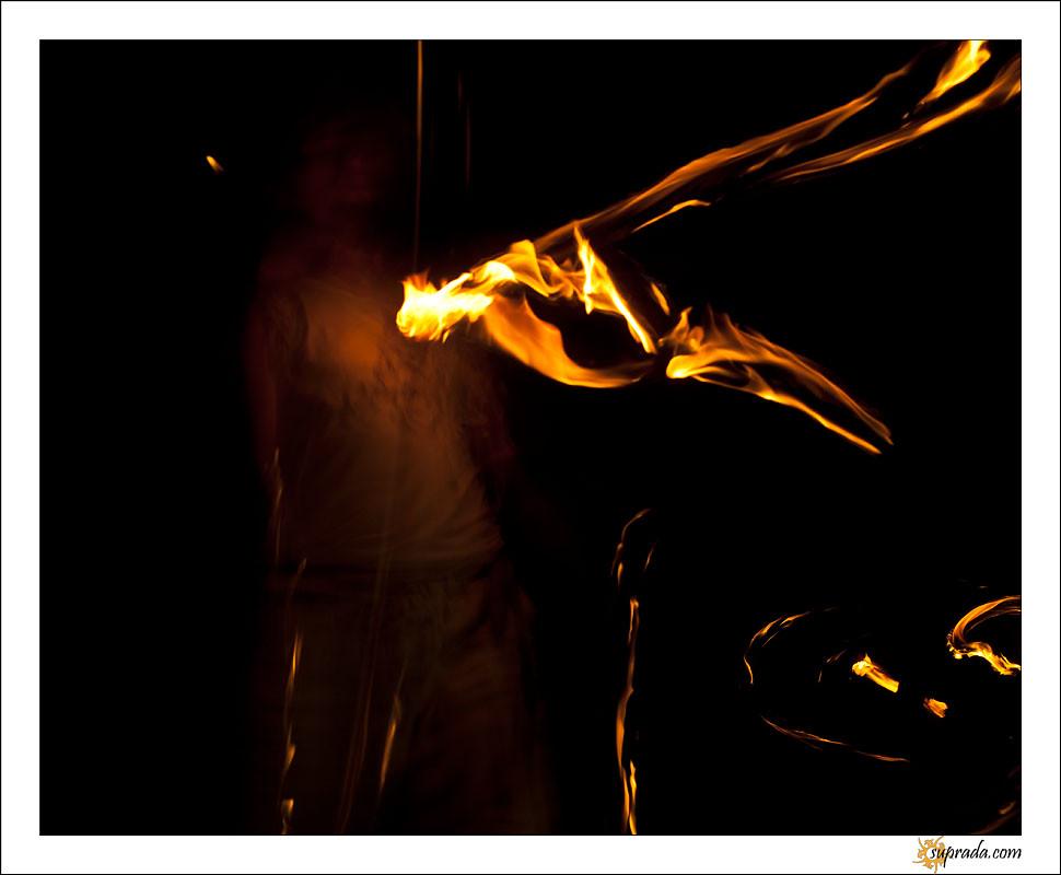 Fire Dancers - 14