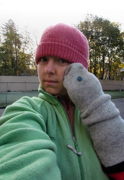 Puppet Snake Glove
