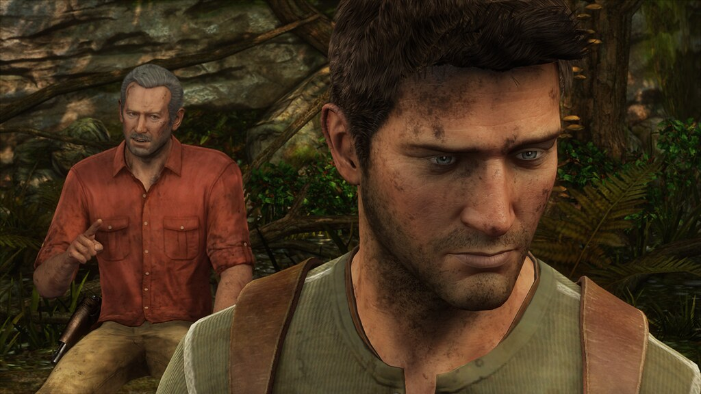 uncharted 3 trailer official 1080p monitor