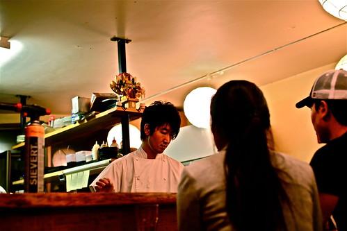 Tanpopo restaurant