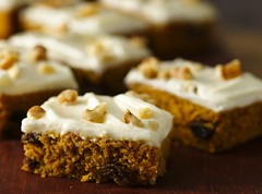 Harvest Pumpkin-Spice Bars Recipe (Gluten Free) (Betty Crocker Recipes) Tags: thanksgiving pumpkin recipe dessert cinnamon spice walnuts harvest gf frosting bettycrocker glutenfree generalmills pumpkinspice pumpkinbars dessertrecipe yellowcakemix dessertbars glutenfreedessert harvestpumpkinspicebarsrecipe gfrecipe