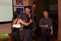 Tara Ricasa Congratulates Ben Weinrib