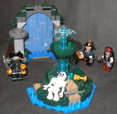 legos potc (fountain of youth) (mikaplexus) Tags: favorite film water fountain hat movie skeleton jack toy toys lego map films pirates maps nazis hats disney figurines wicked pirate weapon legos figure sword movies skeletons swords figures weapons barbosa goblet minifigure fountainofyouth potc blackbeard jacksparrow captainjack pegleg captainjacksparrow minifigures captjack ireallylike captjacksparrow piratesofthecarrabean legominifinigures